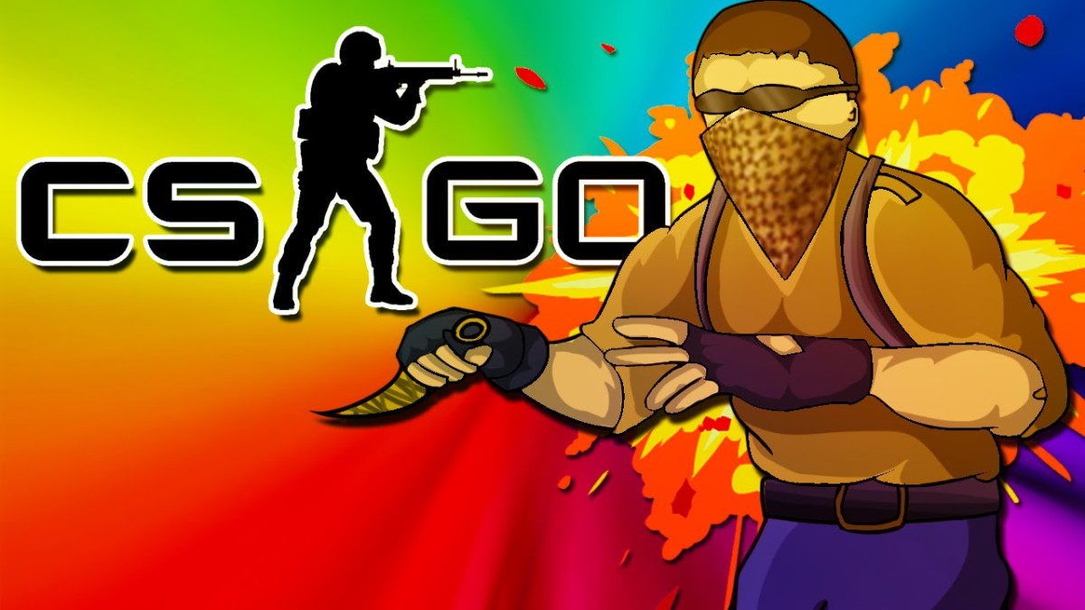 CS GO – Happy Painting!! (Counter Strike Global Offensive Gameplay!)