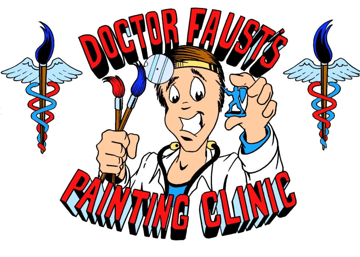 Announcement: Save Doctor Faust's Painting Clinic