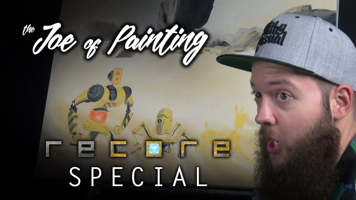 ReCore | Joe of Painting Special
